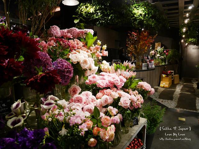 日本東京表參道花店咖啡館Aoyama Flower Market Tea House青山店  (36)