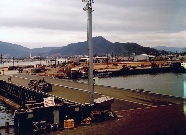 Dock at Qui Nhon