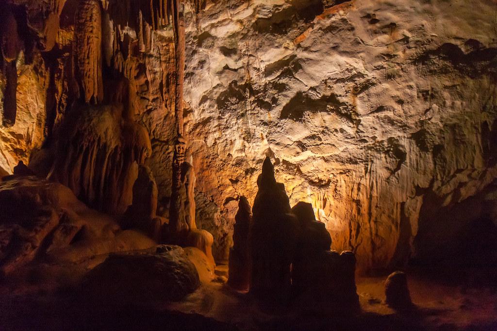 Slovenia, Postojna Cave