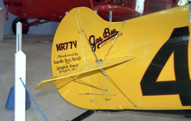 Mu1: Gee Bee Model Z Reproduction