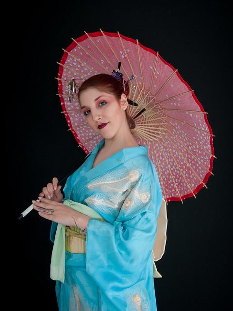 Carol i la seva passió pel Japó