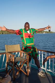 Mr Zambia