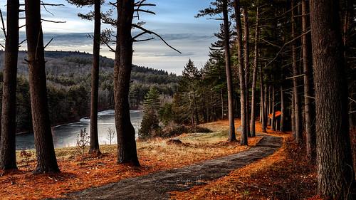 2017 connecticutphotographer january landscape landscapephotography nature naturephotography outdoors seascape sunrise trees unitedstates winter barkhamsted barkhamstedreservoir digital reservoir