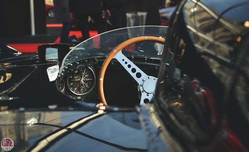 Jaguar D-Type châssis XKC401