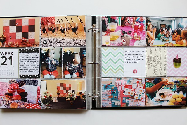 may 2015 :: pocket memory keeping // project life