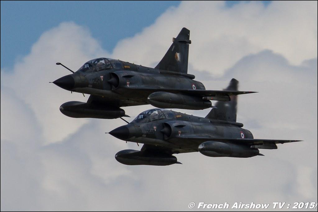Ramex Delta, Mirage 2000N, Ramex Delta Tactical Display,l'Escadron de chasse 2/4 La Fayette, présentation tactique , BA-116 Luxeuil St Sauveur LFSX, Meeting Aerien 2015