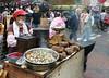 Food vendor Mongkok.HK