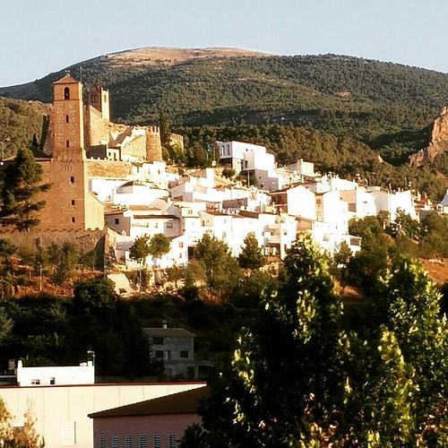 En Serón, #Almería #Andalucía participando en las III Jornadas de divulgación Vías Verdes Andalucía. #viajesenbicicleta #Turismoenbicicleta