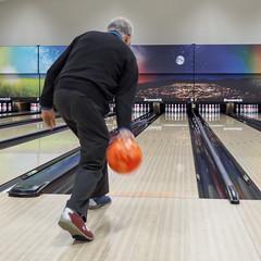 Grandad Bowling