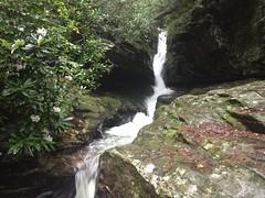 Upper Chattahoochee Falls