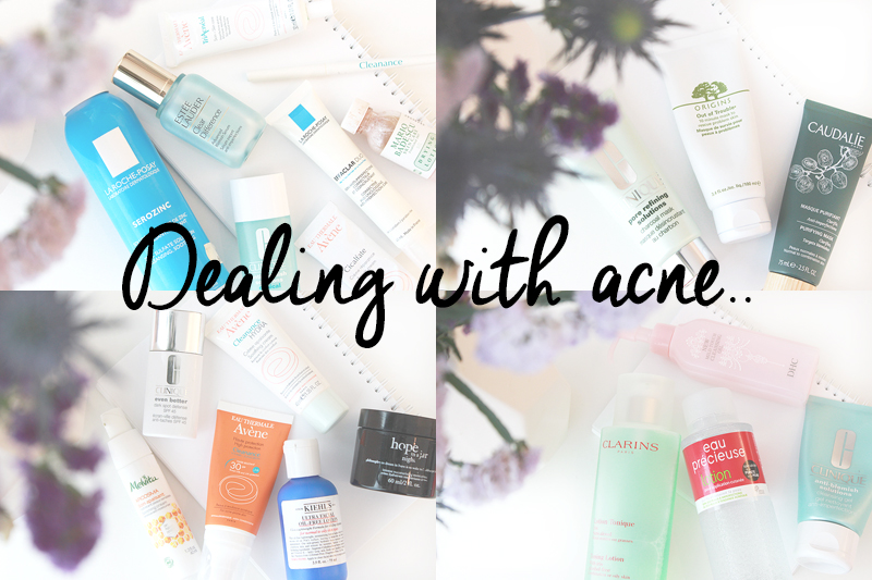 Top Products For Acne Skin