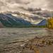 Moody Lake McDonald by Philip Kuntz