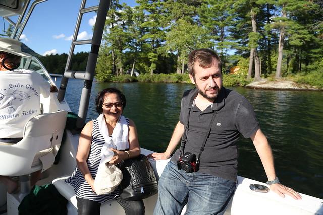 2015 - Lake George Visit