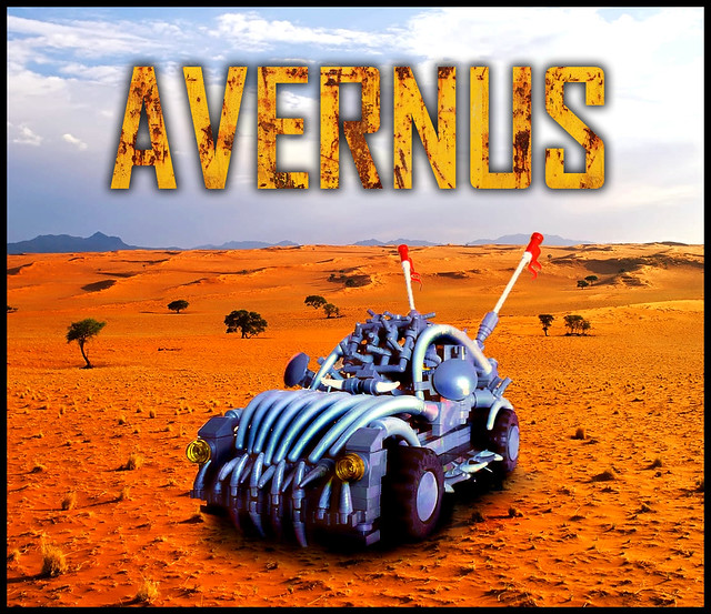 Avernus (Vehicle Fury Road style)