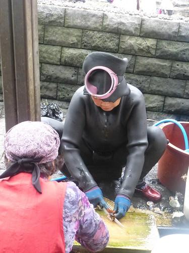 Co-Jejudo-Seongsan-Femmes plongeuses (14)