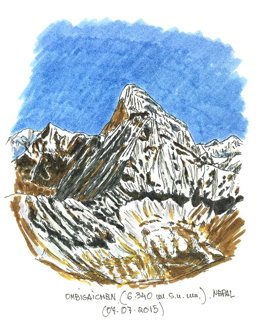 Ombigaichen (6.340 m.s.n.m.) Nepal