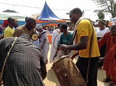 Gbagyi Traditional Drummers