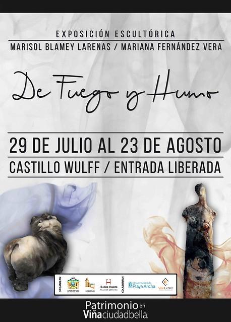 DE HUMO Y FUEGO