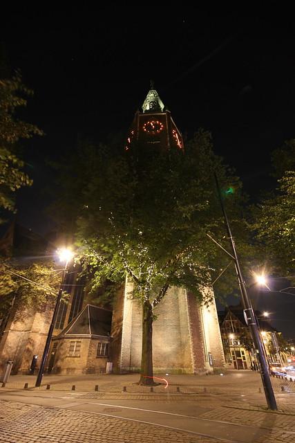 Grote Kerk.  Den Haag Nederlands.
