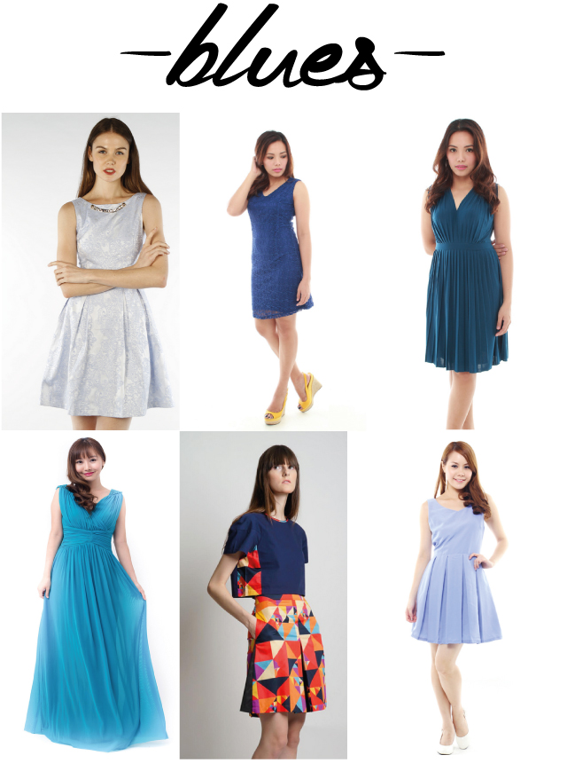 Bridesmaid Dresses x Zalora