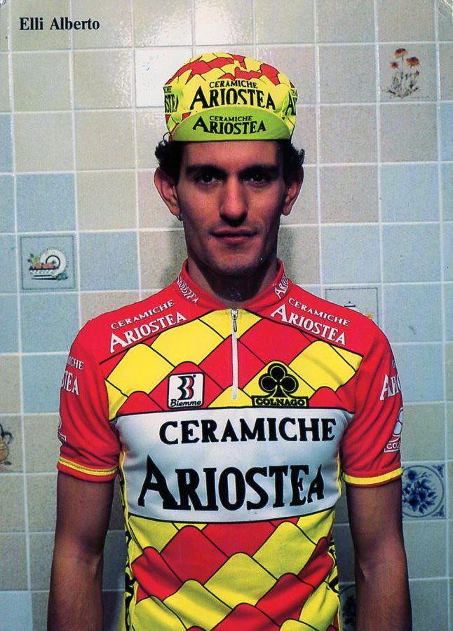 Alberto Elli - Ceramiche Ariostea 1991