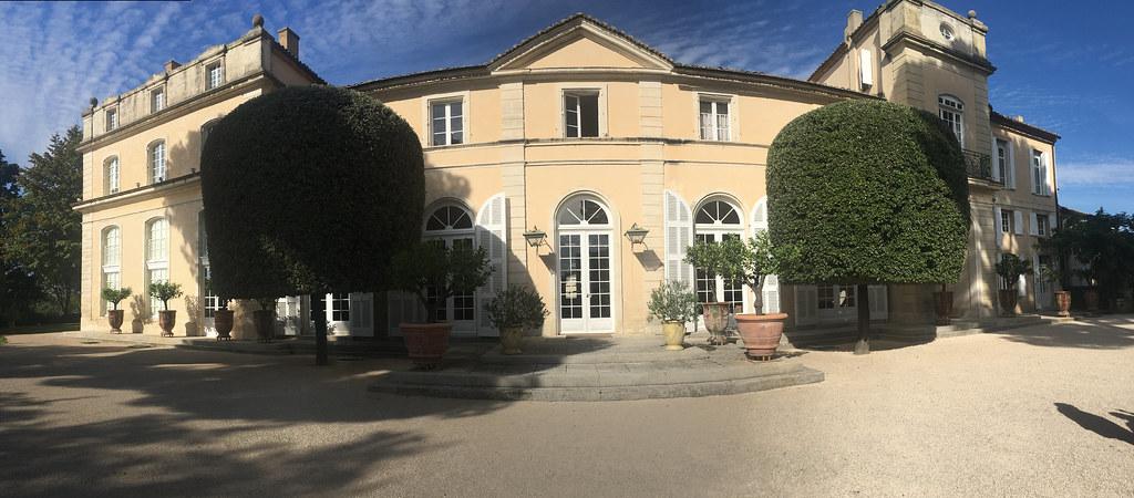Chateau La Nerthe i Châteauneuf-du-Pape