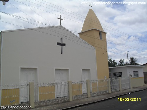 Estrela de Alagoas - Igreja de São João Batista