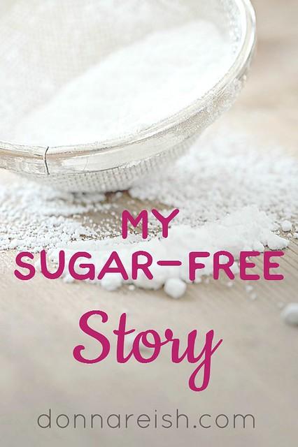 My Sugar-Free Story