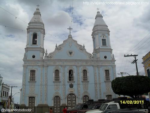 Água Branca - Igreja Nossa Senhora da Conceição