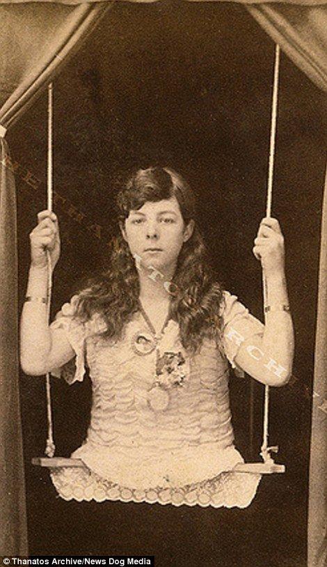 19 世紀流行的人類畸形秀 FREAKSHOW11