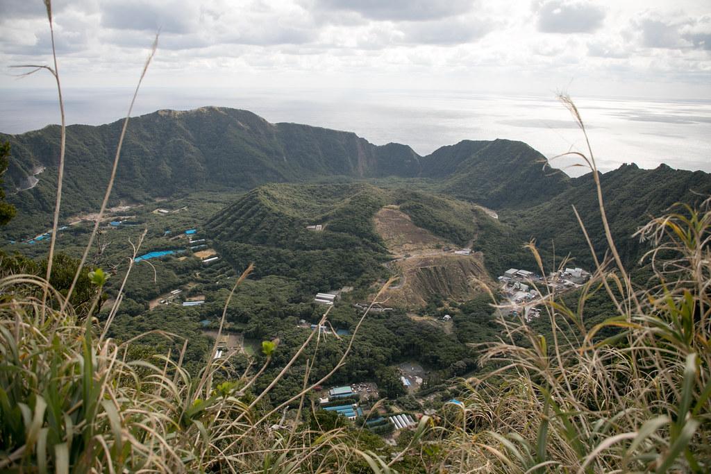大凸部 青ヶ島 取材 #tamashima #aogashima