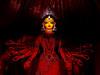Heavenly Illumination: Devi Durga