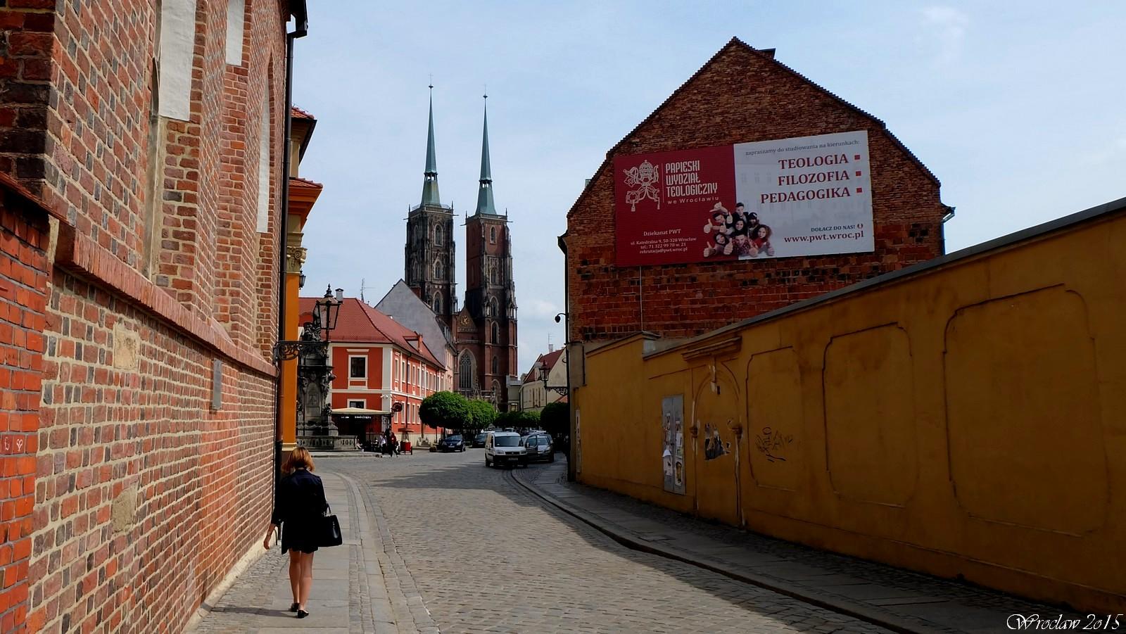 Archikatedra pw. św. Jana Chrzciciela we Wrocławiu, Poland