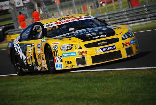 Salvador Tineo, Nascar Whelen Euro Series, American SpeedFest III, Brands Hatch 2015