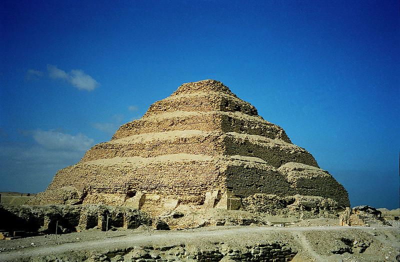 Stepped Pyramid of Saqqara