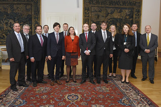 US-Czech Strategic Dialogue with A/S Victoria Nuland