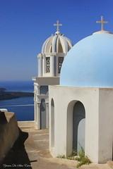 Eglise orthodoxe, Santorini, Cyclades, Grèce (2)