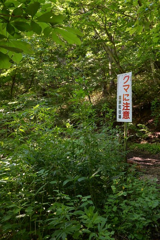 塩原温泉大出館の旅 2015年7月12日