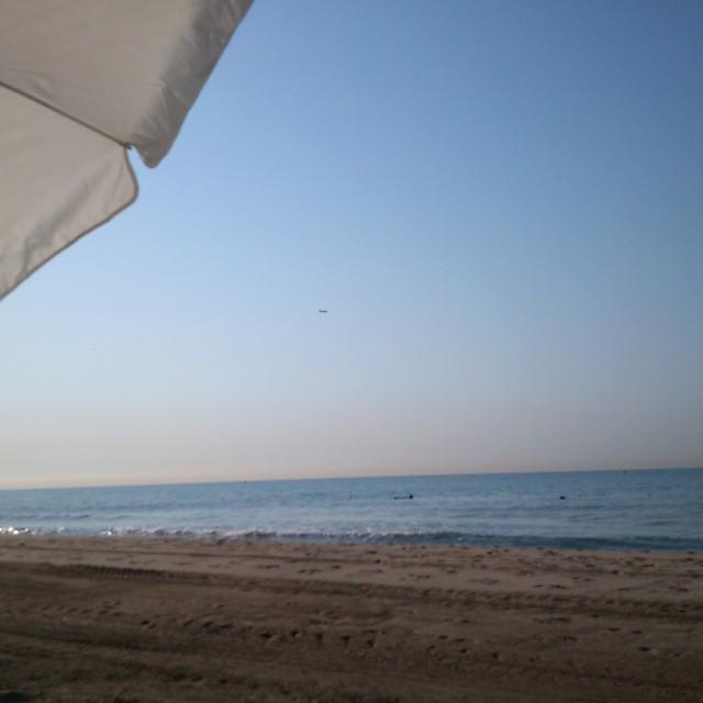 Día de #playa.