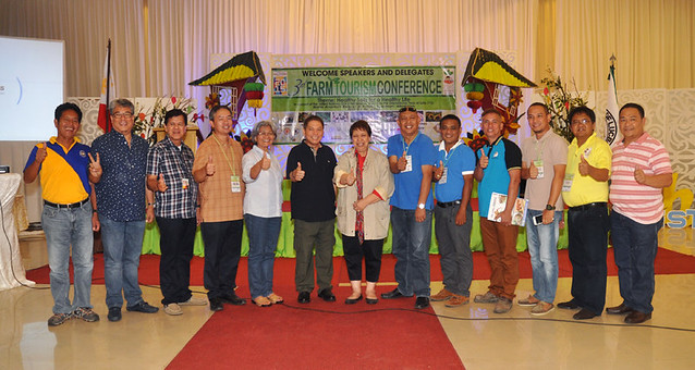 Farm Tourism Delegates 2015_LGU