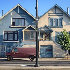 #SF #mission #bernalwood #van