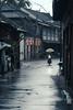 Rainy Morning by Nobythai