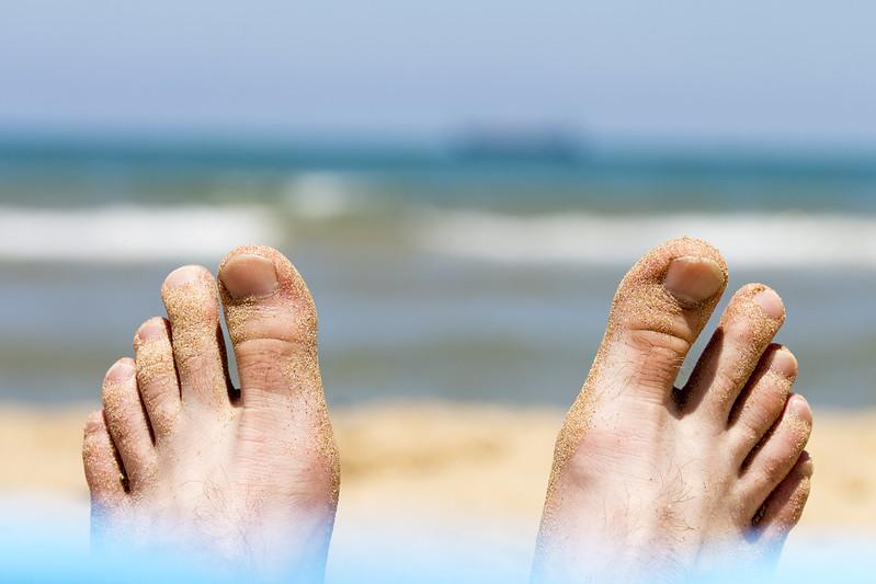 The rest - Kilyos Beach, Turkey