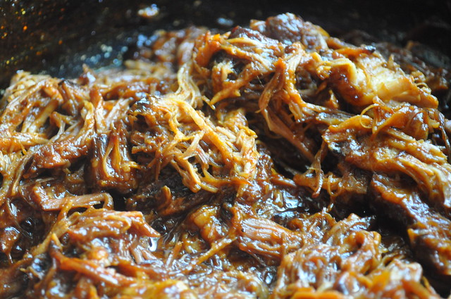 Easy Oven BBQ Pulled Pork