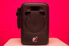 loudspeaker, electronic device, computer speaker, multimedia, maroon, sound box,