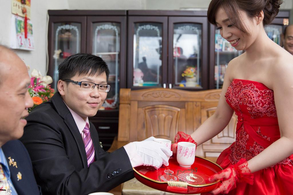 婚禮紀錄-高雄-展誠&鳳綿-文定午宴 X 吉喜海鮮餐廳 (26)