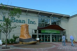 Maine - Portland LL Bean