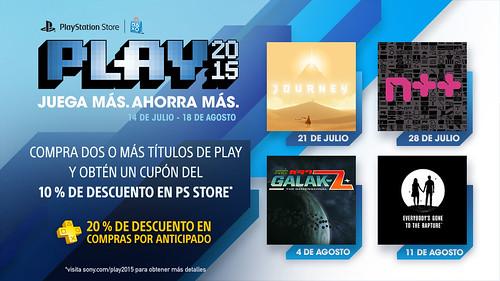 PlayStation Store: Vean todas las ofertas semanales