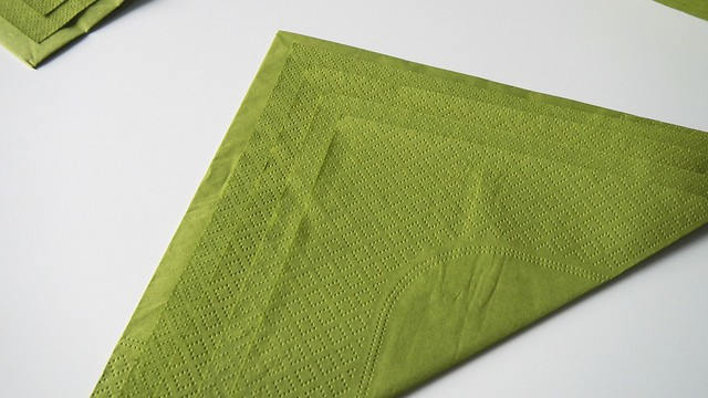 Folded Napkins 7