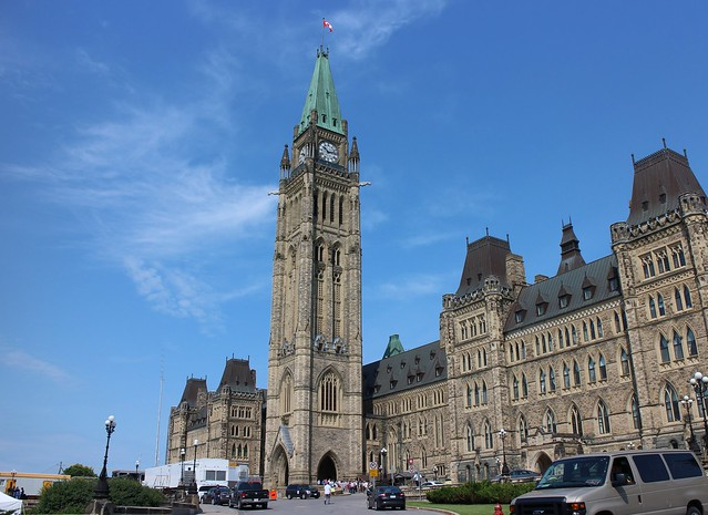 Centre Block, Parliament Buildings, Ottawa, Ontario, Canada